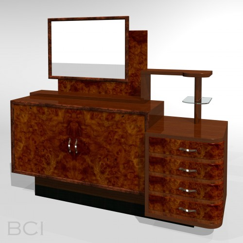 3D Model of Italian Buffet.