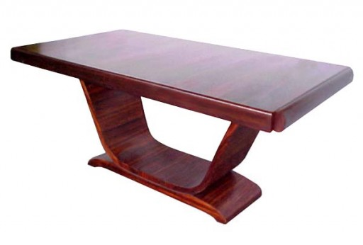 Art Deco Rosewood Table c. 1920