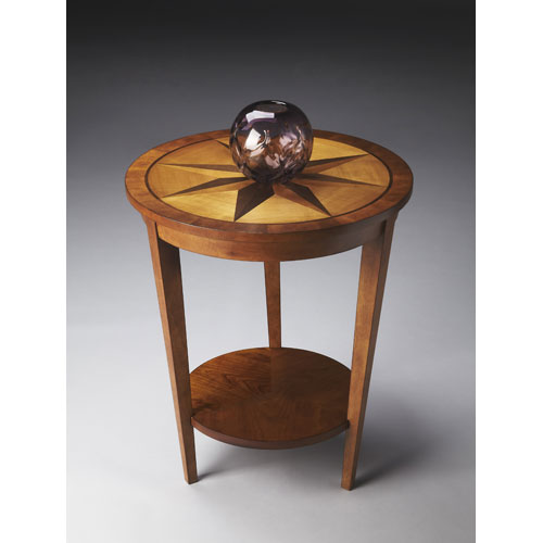 Butler Specialty Company Honey Accent Table