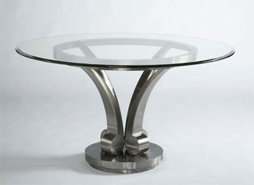 Johnston Casuals Francesca Round Dining Table Base