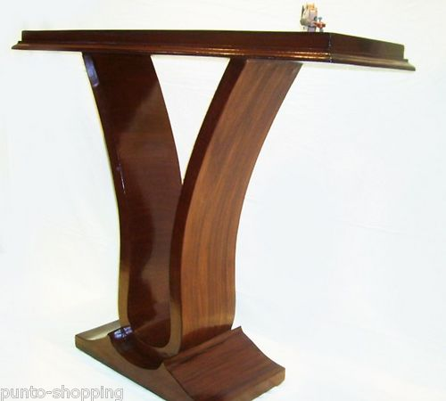 Italian Art Deco Console Table