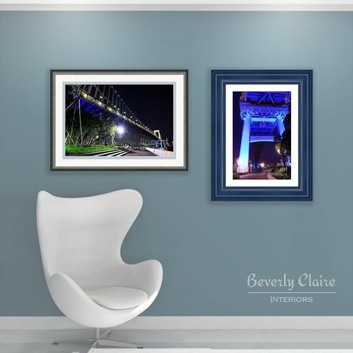 Tokyo Rainbow Bridge by Beverly Claire Kaiya