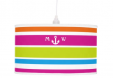 Anchor Brilliant Colorful Stripes Summer Fun