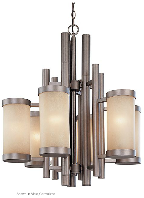 Cortona Chandelier by Dolan Designs