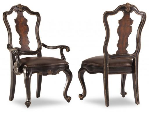 Hooker Grandover Splatback Side Chair