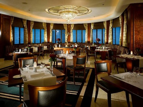 Restaurant at the Radisson SAS Alcron Hotel in Prague. Photo courtesy of prague-hotel-operator.com