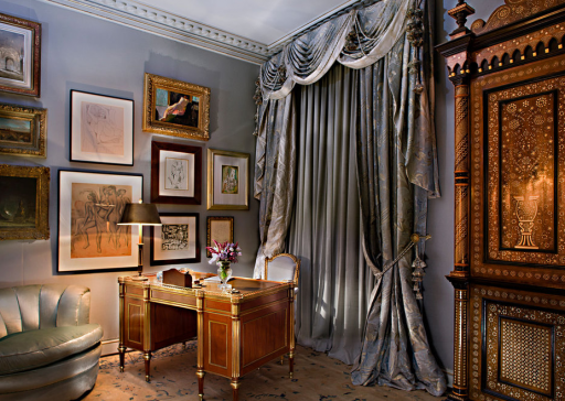 A room designed by Samuel Botero